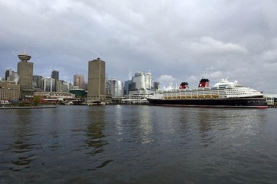 Disney Wonder Sets Sail for First-Ever Alaskan Voyage Today