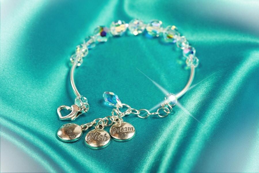 Wish Bracelet Gift for Mum Mum Wish Bracelet Mother Mother/'s Day Gift