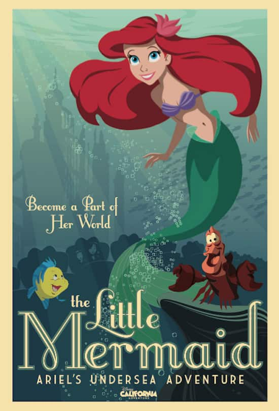 The Little Mermaid – Ariel's UnderSea Adventure