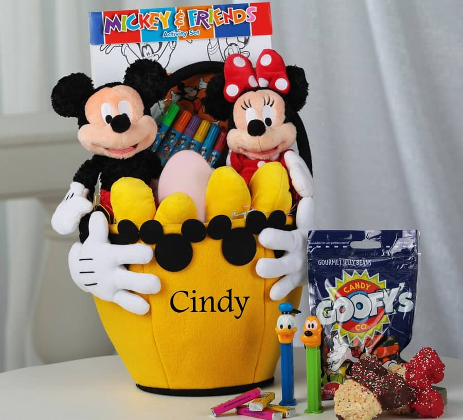 Mickey and Minnie's Grand Easter Surprise