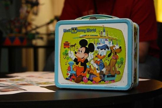 Vintage-Inspired Disney Lunchbox