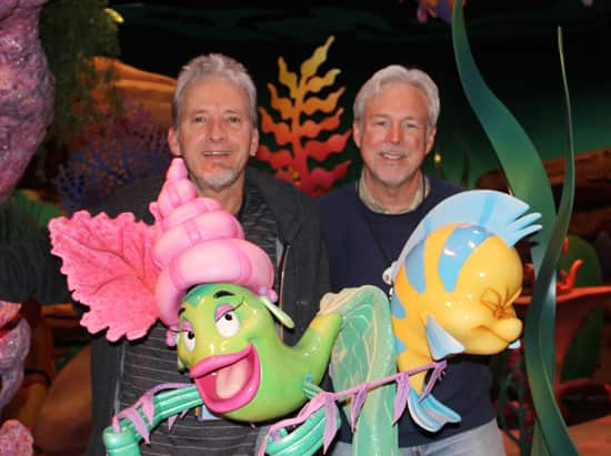 Celebrating the Art of...Larry Nikolai and Chris Crump