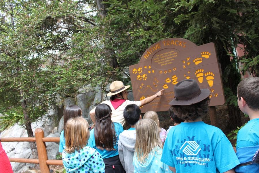 Boys & Girls Clubs Celebrate Earth Month at Disneyland Resort