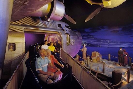 Delta Dreamflight