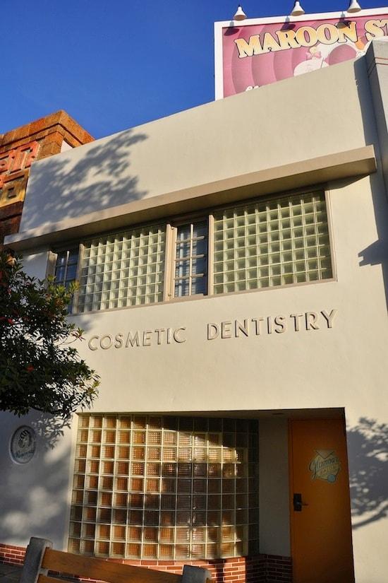 Cosmetic Dentistry Building at Disney's Hollywood Studios