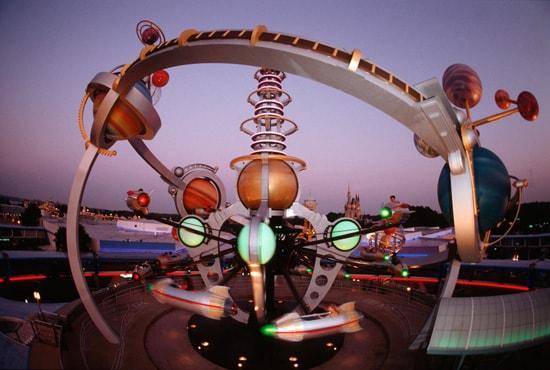 Astro Orbiter at Magic Kingdom Park