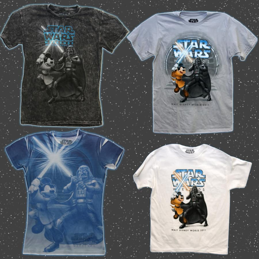 The Force is Strong with Star Wars Weekends Merchandise