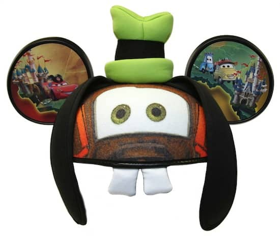 Tow Mater Disney Ear Hat