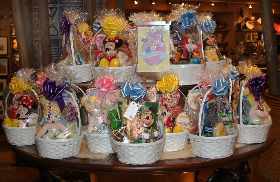 Celebrate Easter at Your Walt Disney World Resort Hotel
