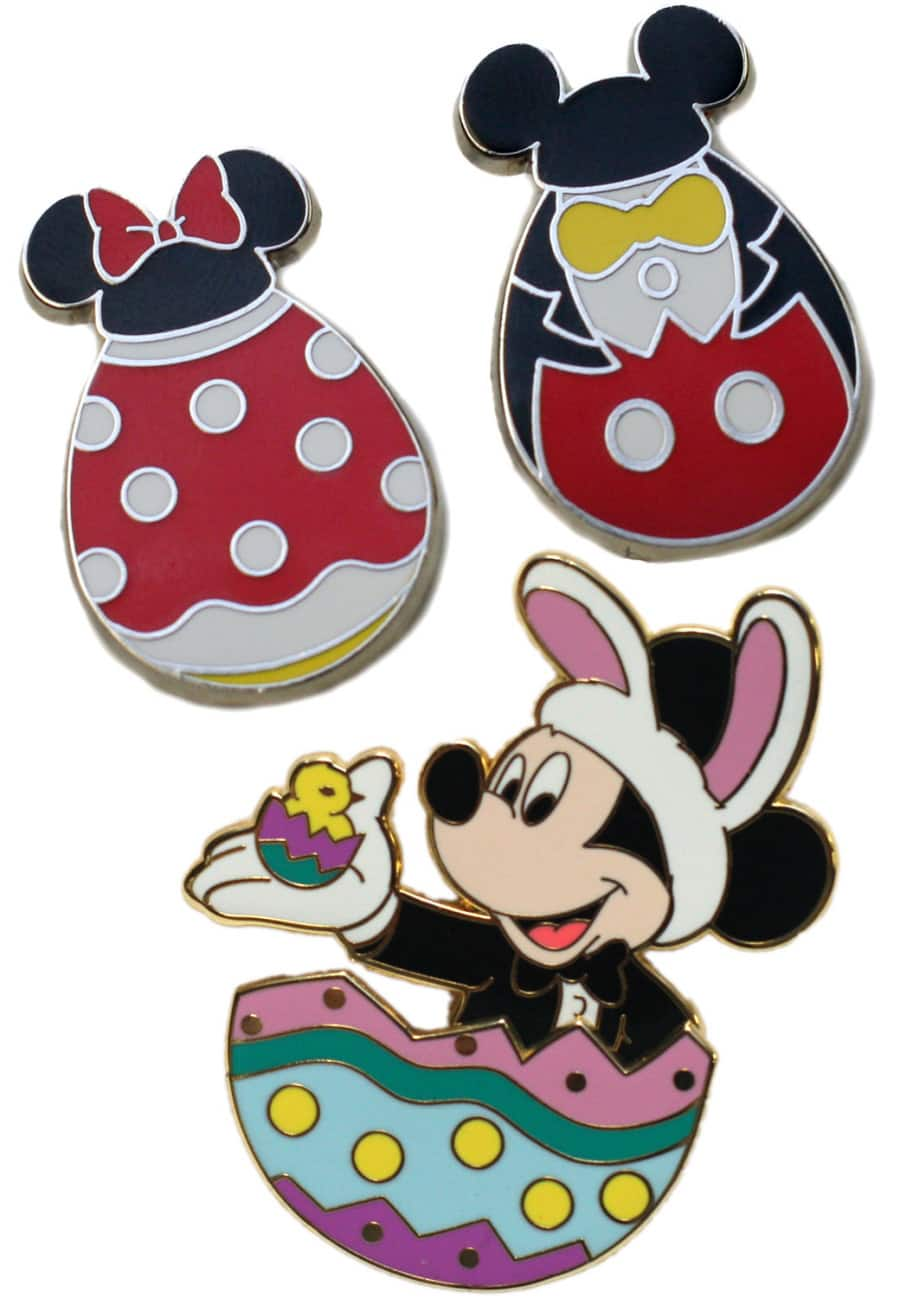 Celebrate Easter with Disney Pins