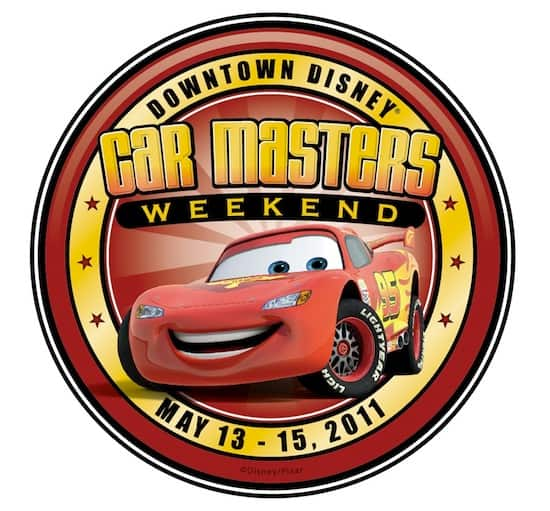 Love 'Cars'? Don't Miss Downtown Disney Car Masters Weekend