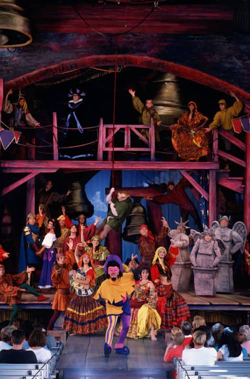 'The Hunchback of Notre Dame – A Musical Adventure' at Disney's Hollywood Studios