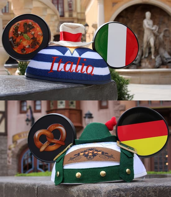 Traveling the World with Disney Ear Hats