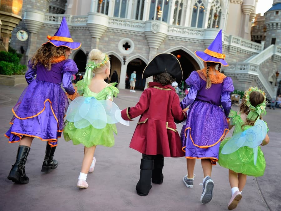 mickeys not so scary halloween party at magic kingdom park - Mickeys Christmas Party Tickets