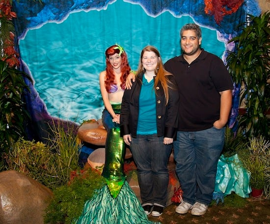 The Little Mermaid ~ Ariel's Undersea Adventure Meet ~ Up