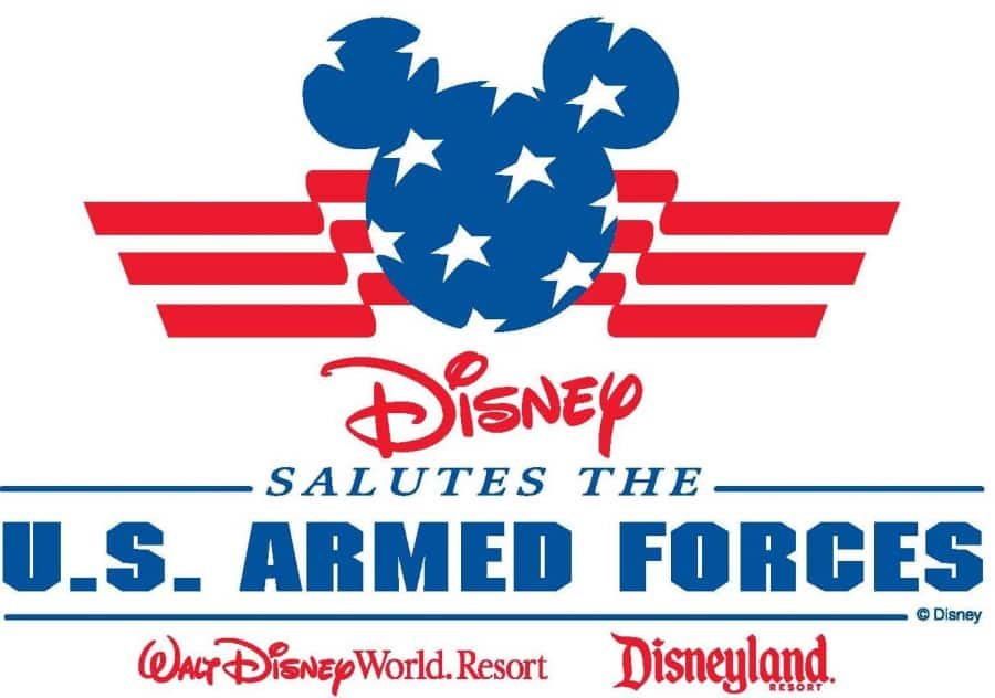 Walt Disney Parks and Resorts Extends Discounts for Military Families