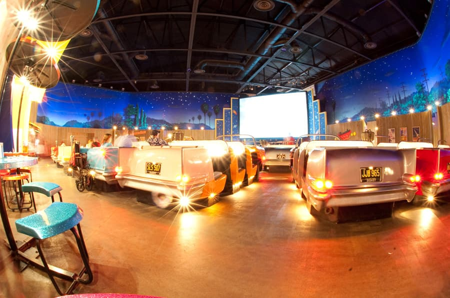 This Day In Disney History Sci Fi Dine In Theater Debuts At