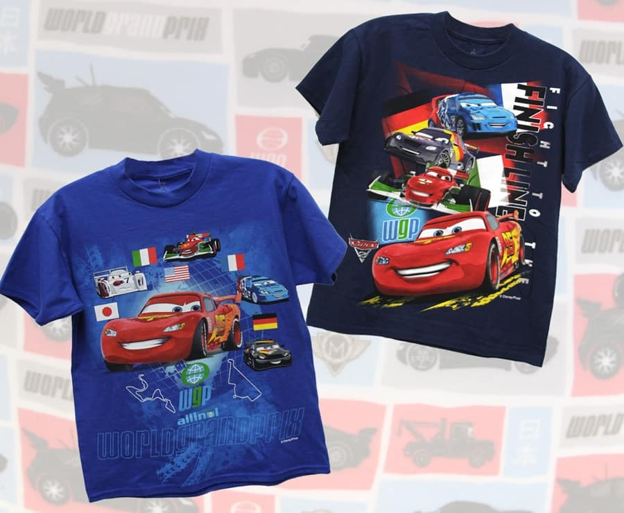 589f0a72 Cars 2' Merchandise Races into Disney Parks | Disney Parks Blog