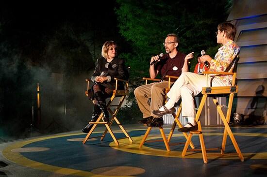 Bree Starlighter Speaks with Walt Disney Imagineers Steven Spiegel and Kathy Rogers