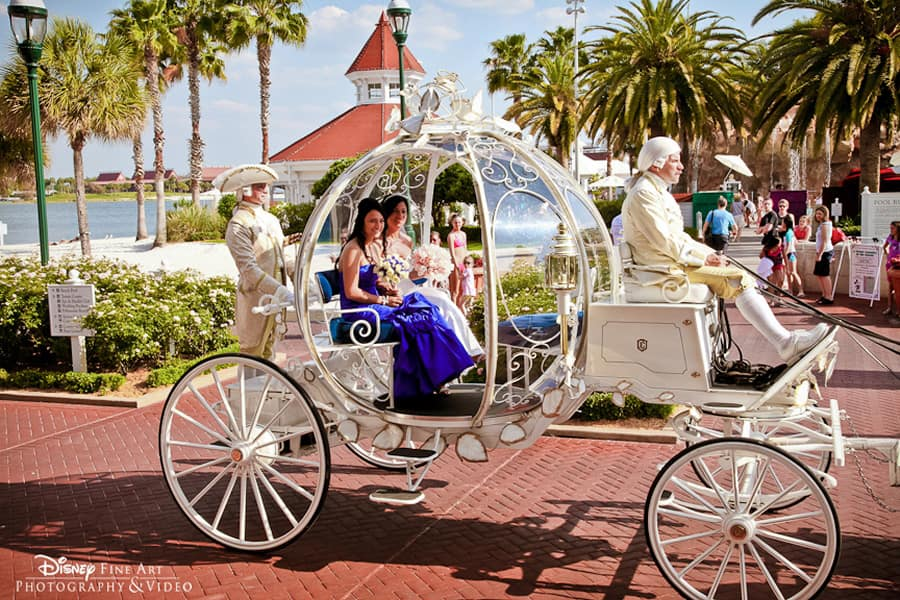 A Surprise Vow Renewal At Walt Disney World