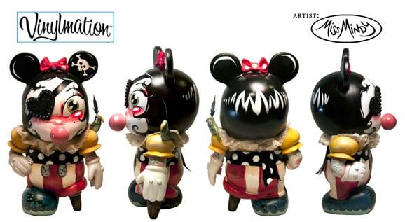 Pirate-Themed Disney Vinylmation Figure