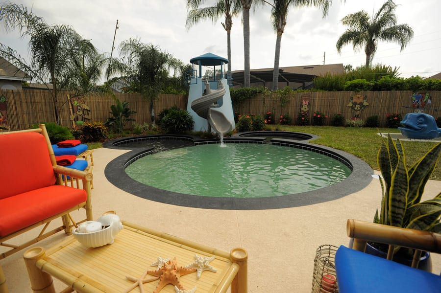The Farrell Family Receives a Disney Dream-Inspired Backyard Makeover - Disney Fanatics Receive A Dream-Inspired Backyard Disney Parks Blog