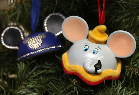 Dumbo Ear Hat Ornament from Disney Parks Merchandise