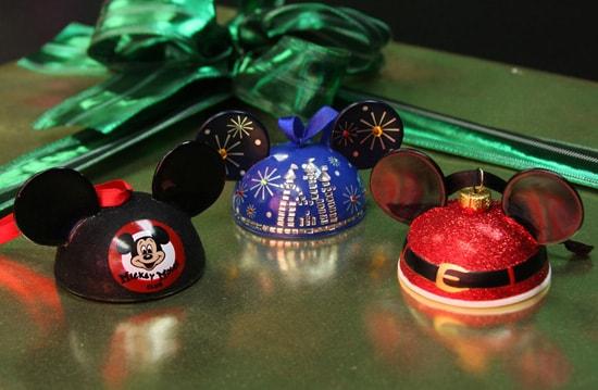 Ear Hat Ornaments from Disney Parks Merchandise