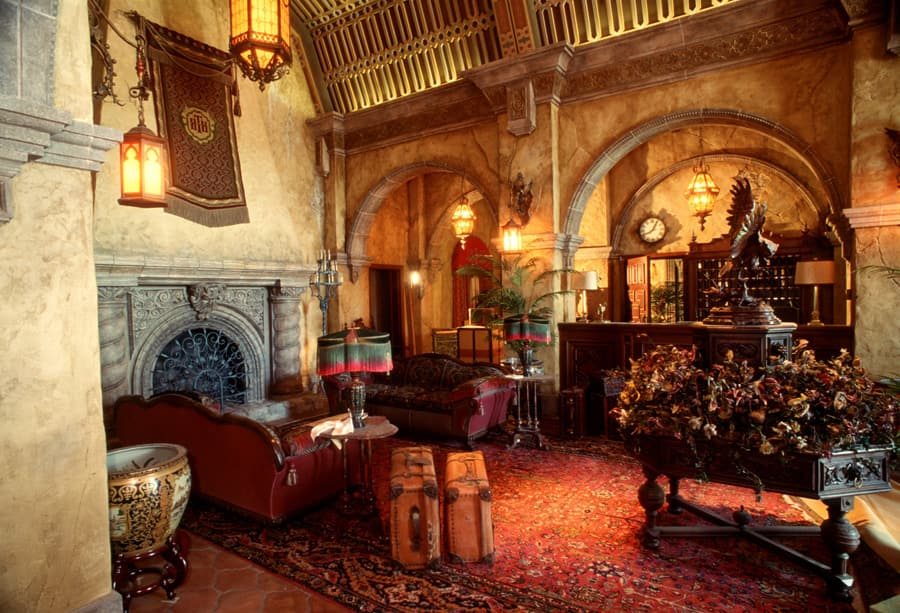 Today in Disney History: The Twilight Zone Tower of Terror ... Tower Of Terror Disney World Inside Video