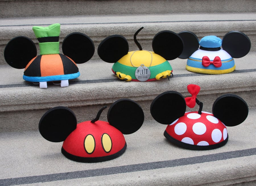 Adding Character to Disney Ear Hats  10d77411347a