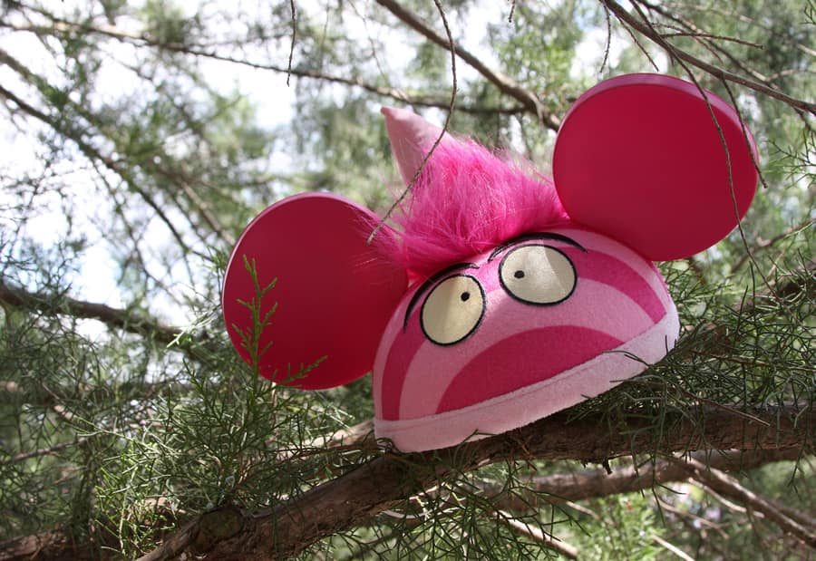 """Cheshire Cat Ear Hat from Disney Parks. """" 7d07aacdf7f3"""