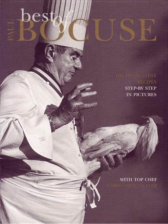 'Best of Paul Bocuse' Cookbook