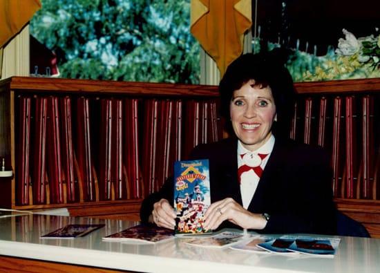 Disneyland Resort Cast Member Nancy Roeder