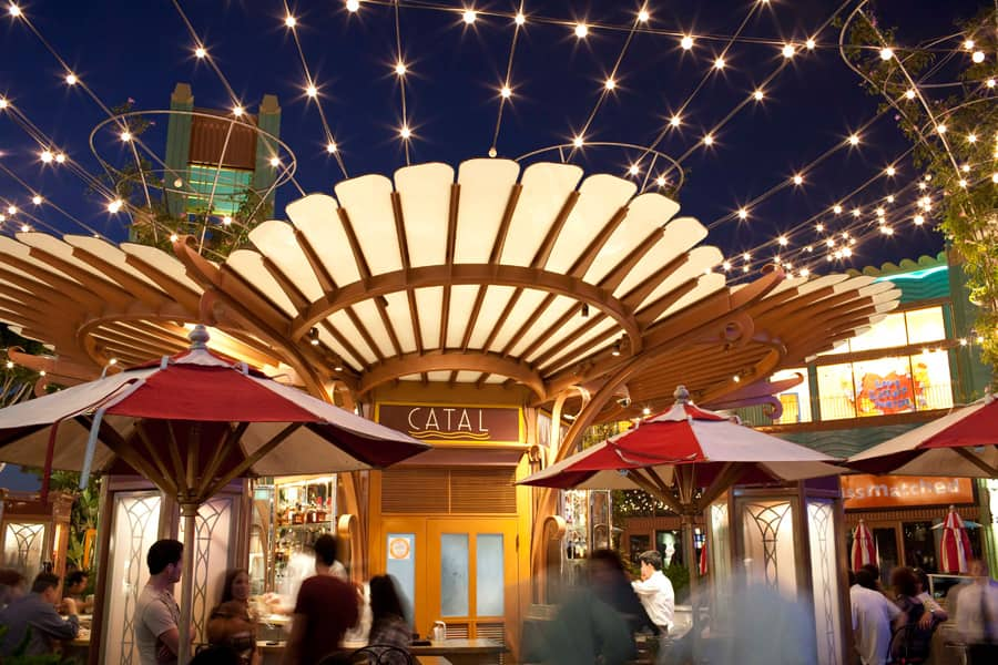 Uva Bar At Downtown Disney District