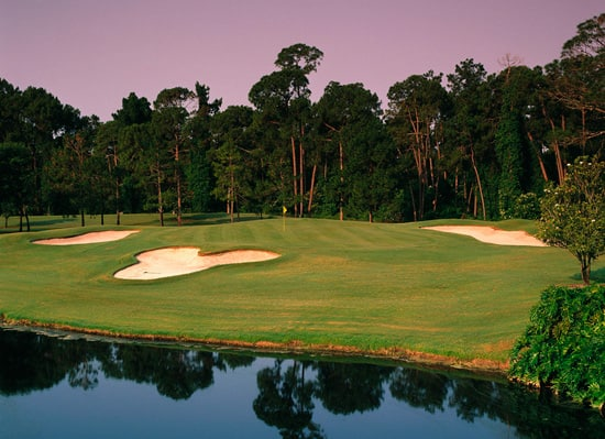 Palmer and Disney Pair Up For a Swing at Golf Magic