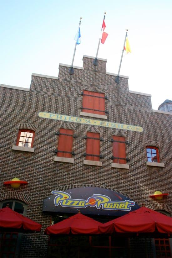 Pizza Planet at Disney's Hollywood Studios