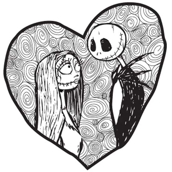 Artwork from the Upcoming Line of Seatbeltbags Inspired by Tim Burton's 'The Nightmare Before Christmas'