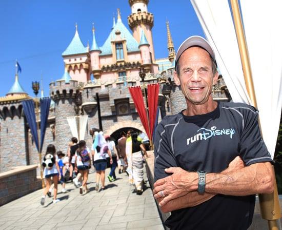 Meet-Up with Running Guru Jeff Galloway at Disneyland Resort