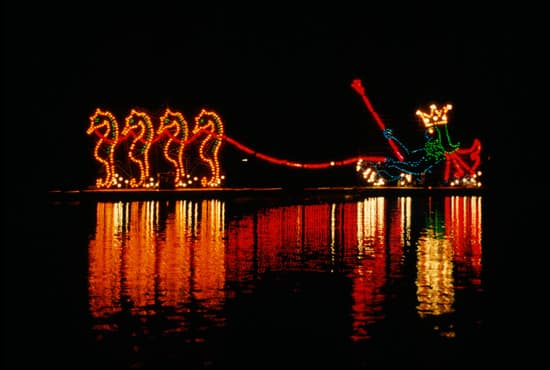 Electrical Water Pageant at Walt Disney World Resort