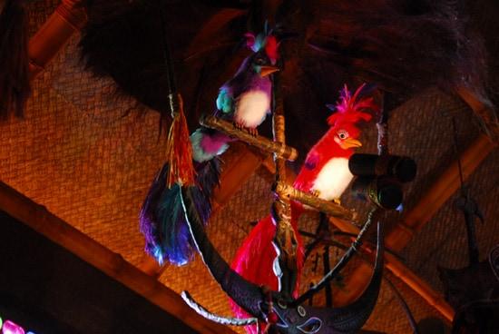 Walt Disney's Enchanted Tiki Room at Magic Kingdom Park