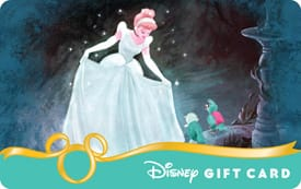 Exclusive Disney Gift Cards Available at Town Square Theater
