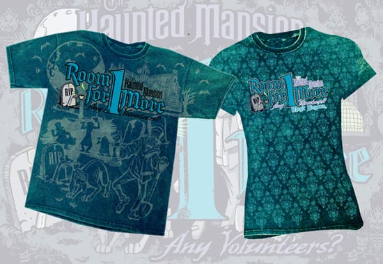 'Room For One More' Merchandise from Disney Parks