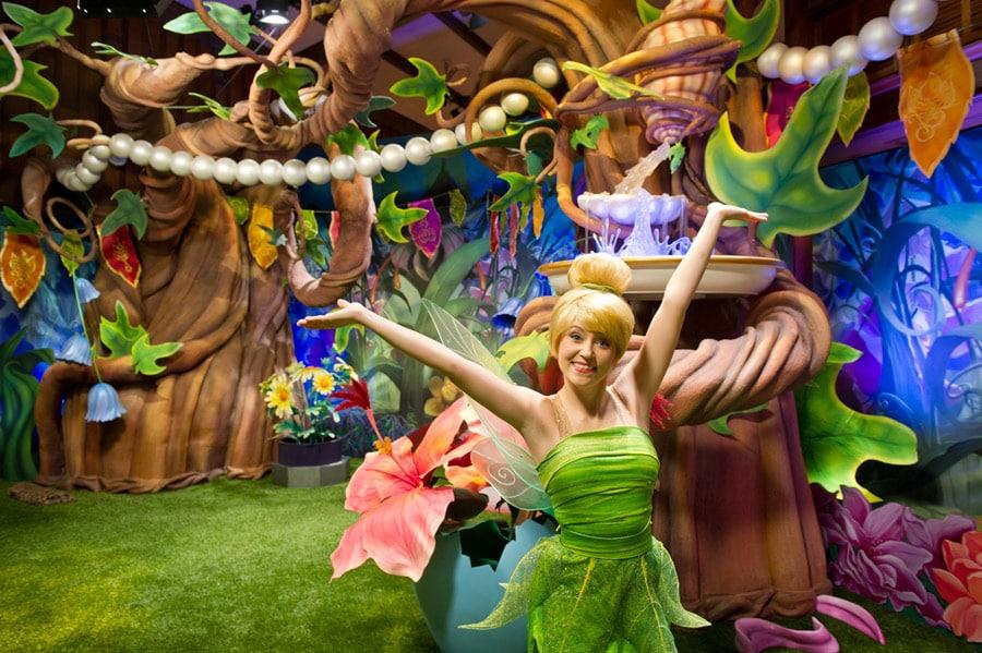 Explore Tinker Bells Magical Nook At Magic Kingdom Park Disney