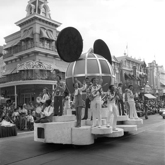 Walt Disney World on Parade