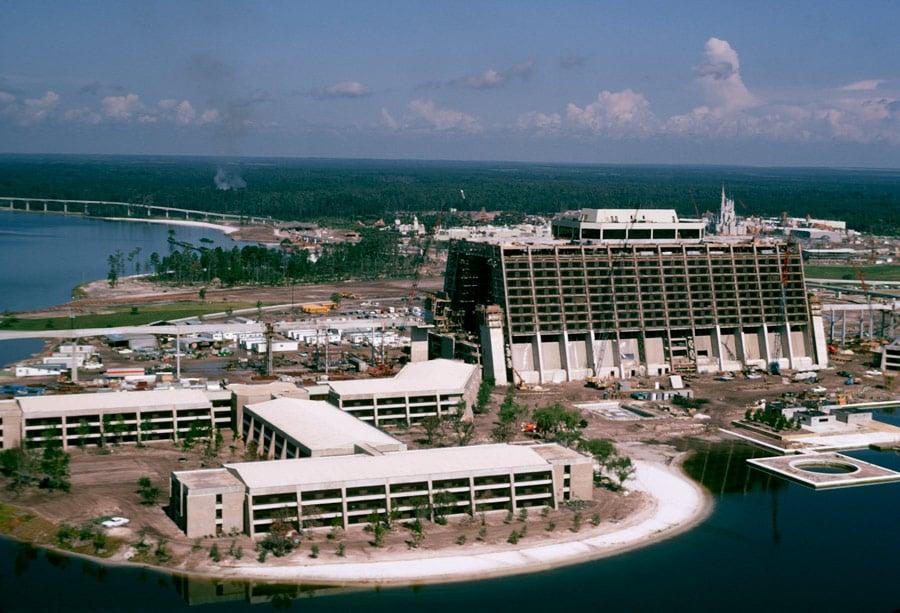 Histories Of Disney S Contemporary And Polynesian Resorts Disney