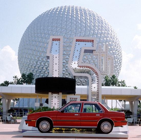 Vintage Walt Disney World: The Teenage Years