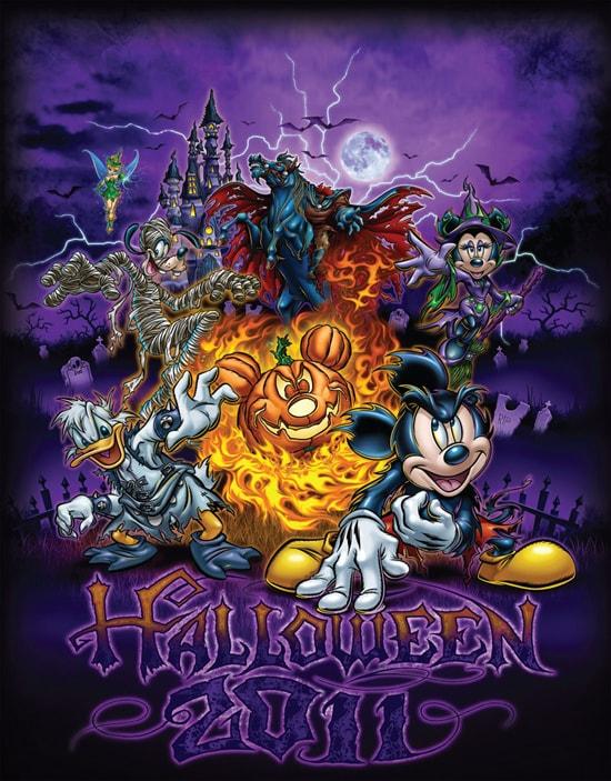 Celebrate Halloween at Disney Parks