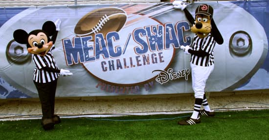 MEAC/SWAC Challenge presented by Disney