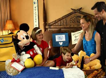 Disney Vacation Club Memory-Making Experience from Disney Floral & Gifts