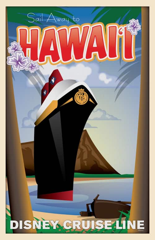 Disney Cruise Line Doubles the 'Aloha' with Second Hawaiian Cruise